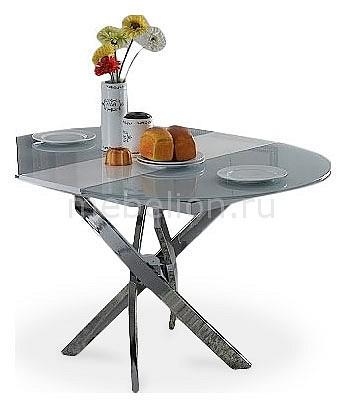 Стол обеденный Dupen 2303 хром стол обеденный dupen dt 02 орех