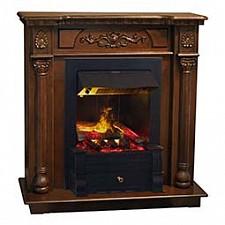 Электрокамин напольный Real Flame (95х38х104 см) Dacota 00010010929
