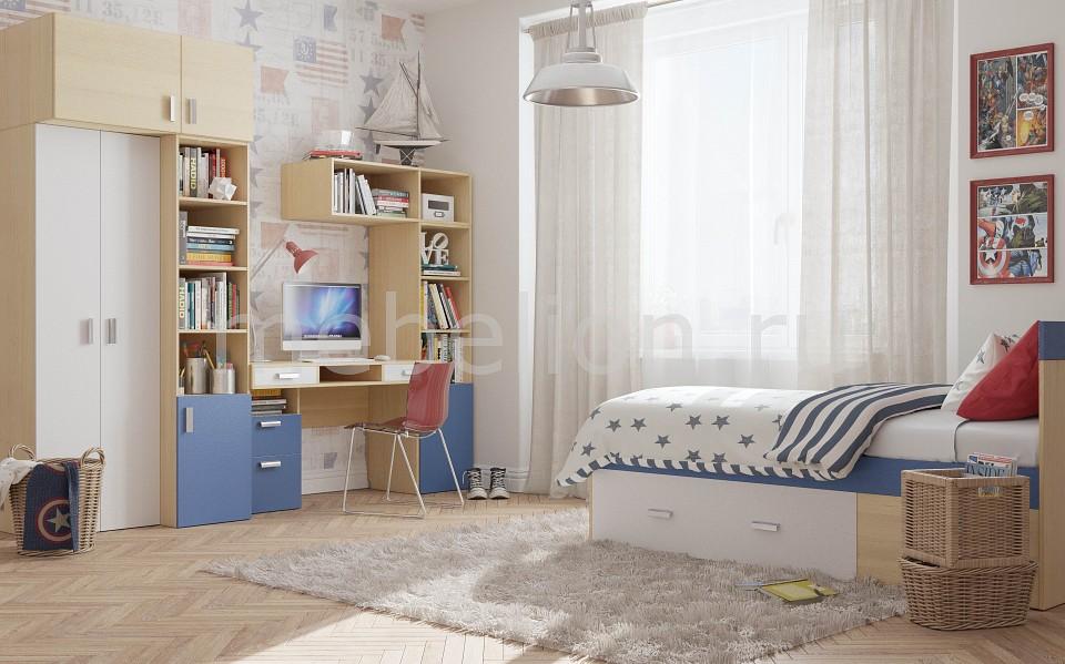 Гарнитур для детской Darek  где купить дешевый диван кровать