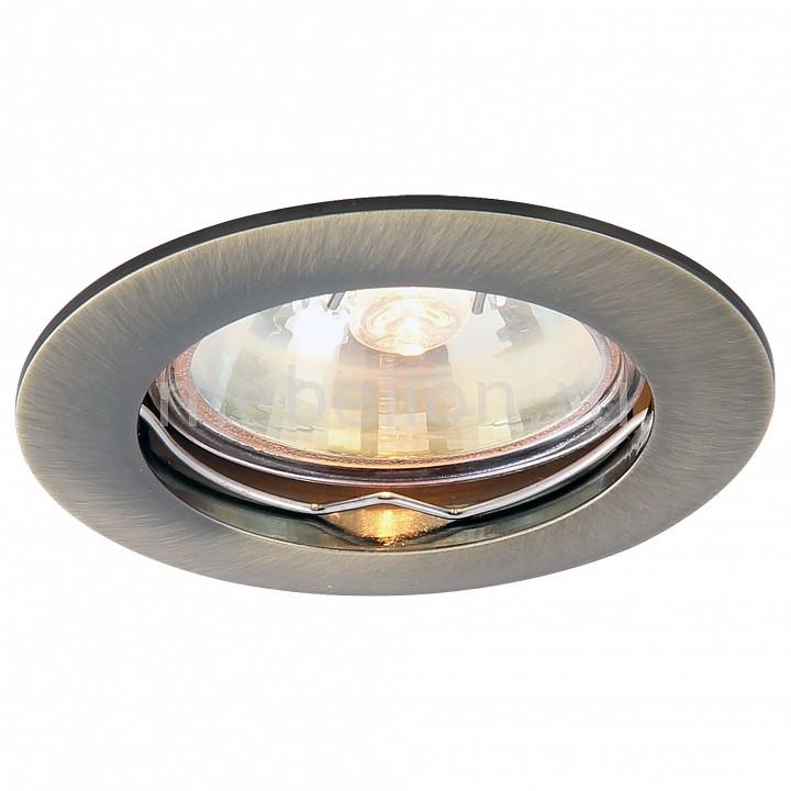 все цены на  Встраиваемый светильник Arte Lamp Basic A2103PL-1AB  онлайн