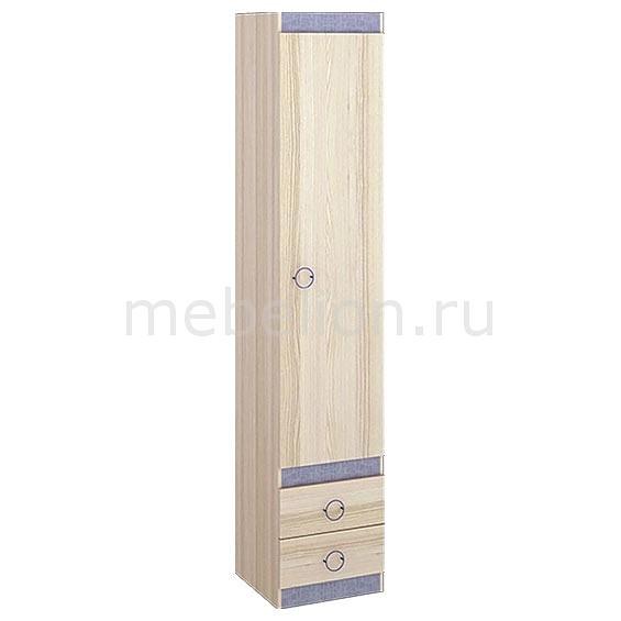 Шкаф для белья Индиго ПМ-145.11 ясень коимбра/навигатор