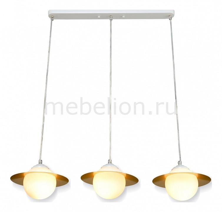 Купить Подвесной светильник Saturn 5170 2-5170-3-WH+GL E14, Максисвет, Россия
