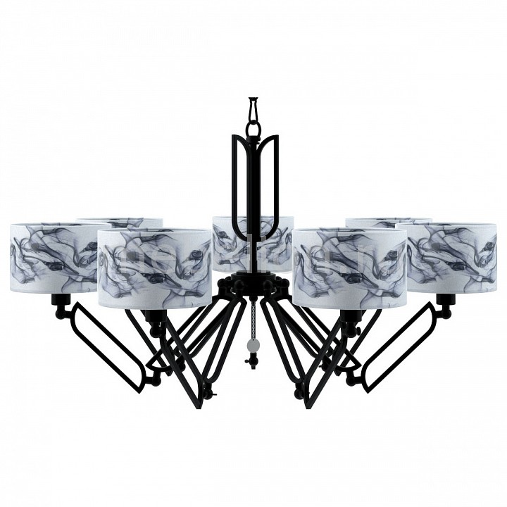 Подвесная люстра Lamp4You M1-07-BM-LMP-Y-10 цепь велосипедная кмс z 610hx 7 8 мм для bm