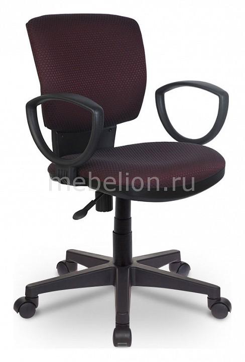 Кресло компьютерное Бюрократ Бюрократ CH-626AXSN бордовое