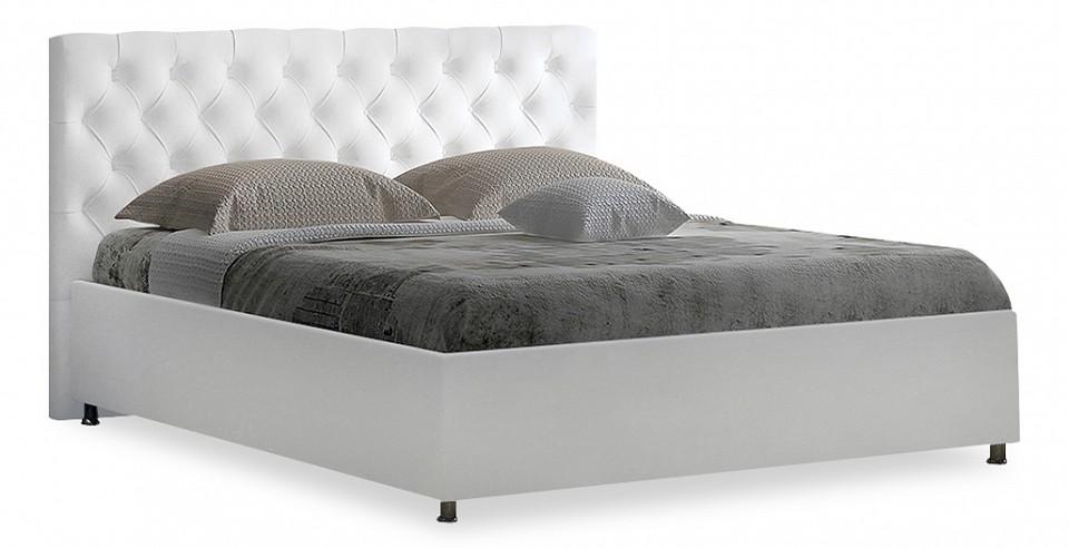Кровать двуспальная с матрасом и подъемным механизмом Florence 180-190