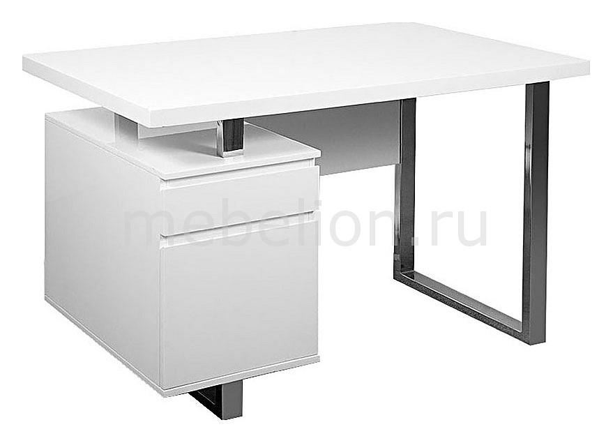 Стол письменный DL-HG003 прямой белый mebelion.ru 11195.000