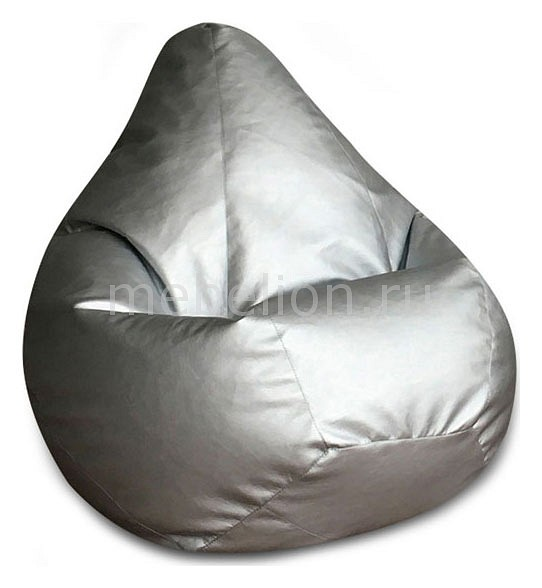 Кресло-мешок Dreambag Металлик ЭкоКожа XL цена