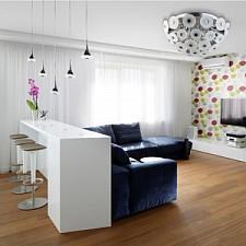 Подвесной светильник RegenBogen LIFE 609010405 Фленсбург 1