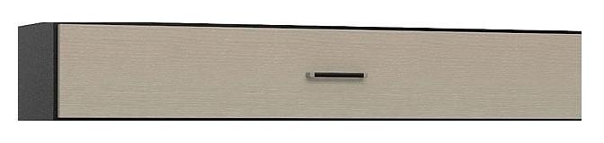 цена на Полка навесная Столлайн Пассаж СБ-805 дуб феррара/дуб кремона