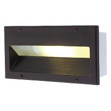 Встраиваемый светильник Arte Lamp A5158IN-1BK Brick