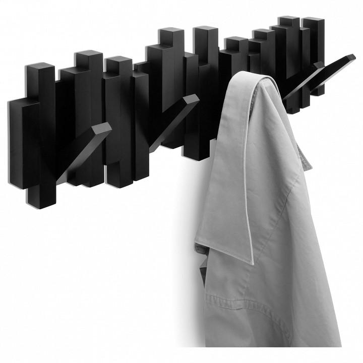 Вешалка настенная Umbra (46х18 см) Sticks 318211-040 umbra вешалка настенная sticks