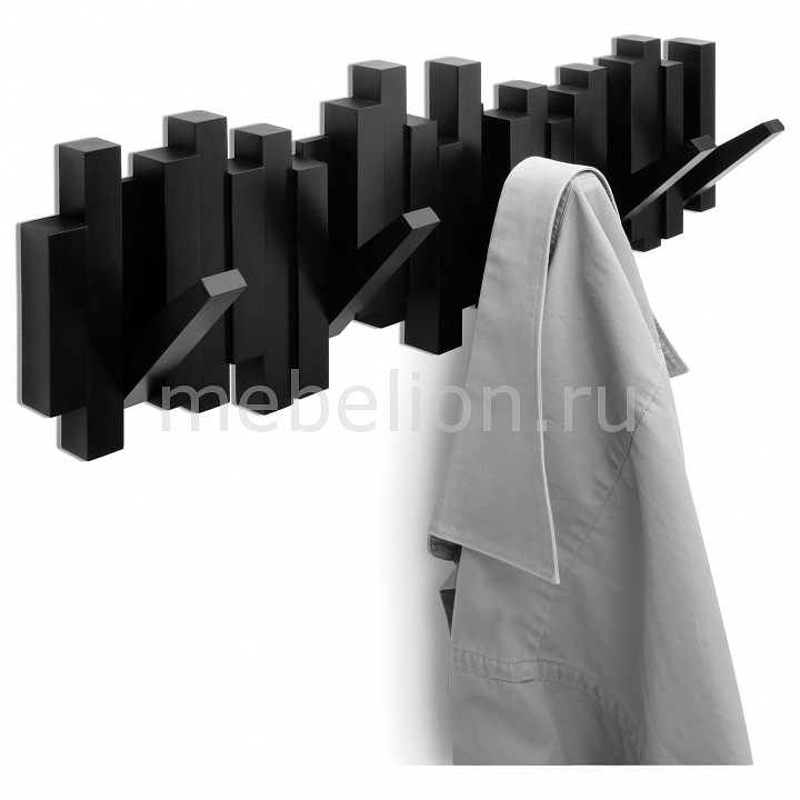 Вешалка настенная Umbra (46х18 см) Sticks 318211-040