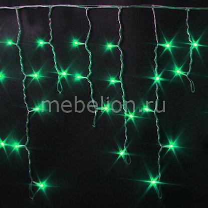Бахрома световая (3х0.5 м) RichLED RL-i3*0.5-T/G сеть световая 2х1 5 м richled rl n2 1 5 t m