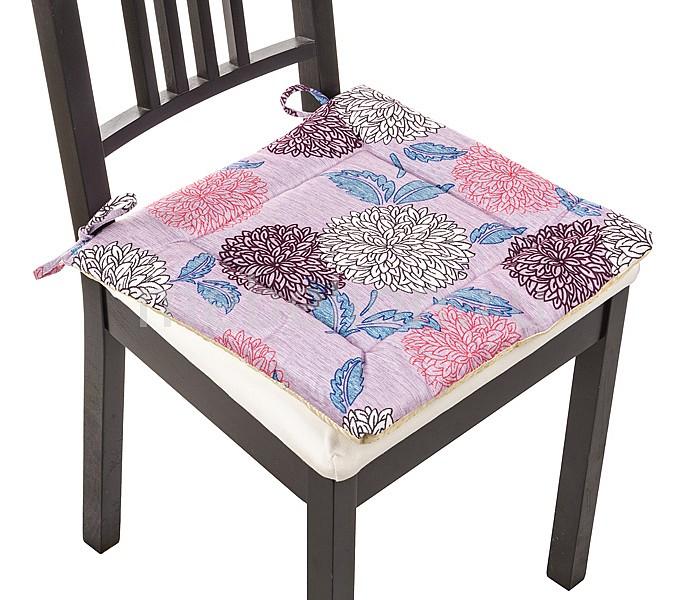 Подушка на стул АРТИ-М Астра полотенце для кухни арти м джинсовое сердце
