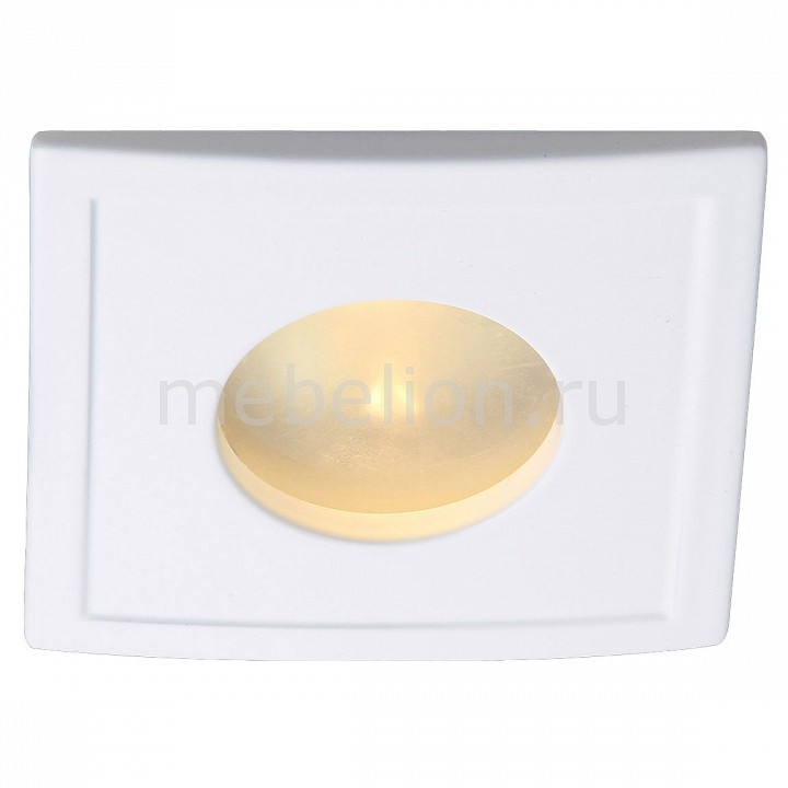 Встраиваемый светильник Arte Lamp Aqua A5444PL-1WH встраиваемый светильник arte lamp aqua a5444pl 1wh