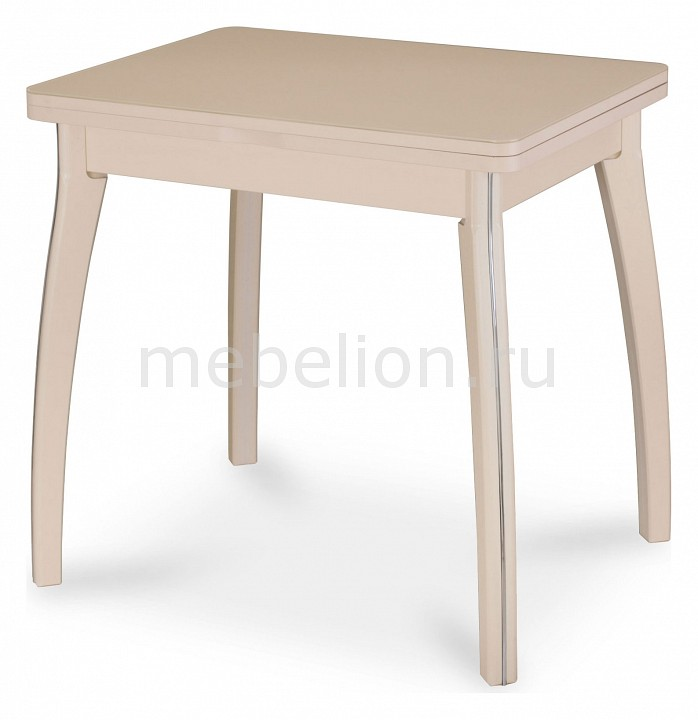 Стол обеденный Домотека Чинзано М-2 со стеклом