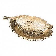 Блюдо декоративное (13х8.5 см) Листок 877-330