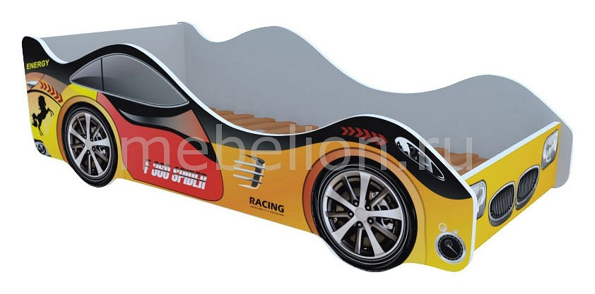 Кровать-машина Кровати-машины Спорт M059