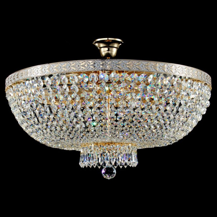 Люстра на штанге Maytoni Diamant 6 DIA750-PT60-WG maytoni dia750 pt60 wg
