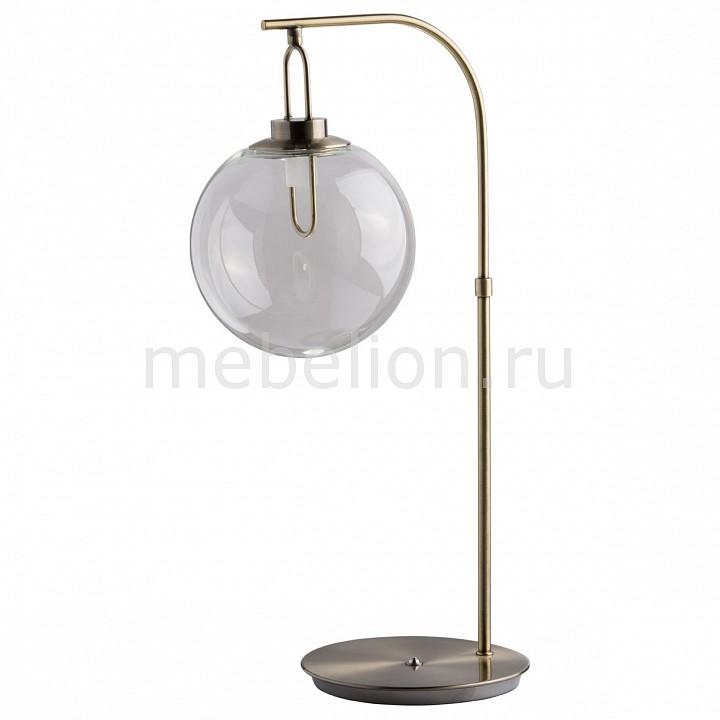 Настольная лампа декоративная RegenBogen LIFE Крайс 657031801 regenbogen life 657011704 крайс