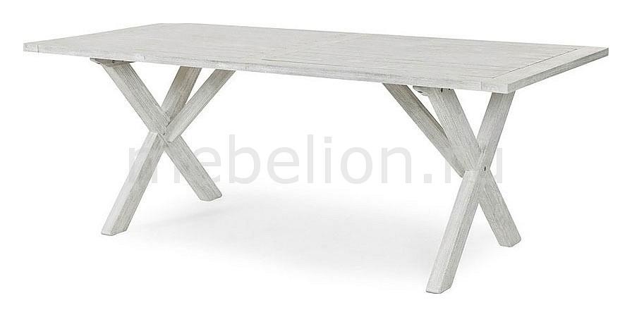 Купить Стол для сада, Стол обеденный Arizona 10740-50 белый антик, Brafab, Швеция