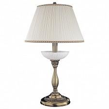 Настольная лампа декоративная P 5400 G