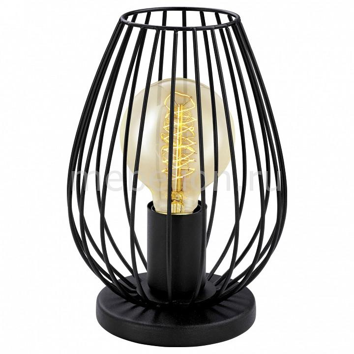 Настольная лампа декоративная Eglo Newtown 49481 настольная лампа eglo newtown 49481