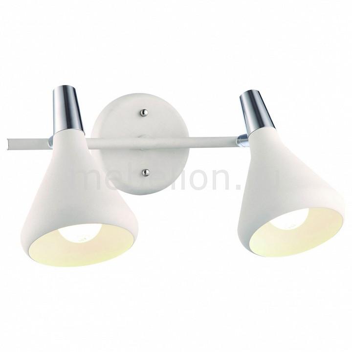 Спот Arte Lamp A9154AP-2WH Ciclone
