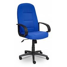 Кресло компьютерное 747 синее