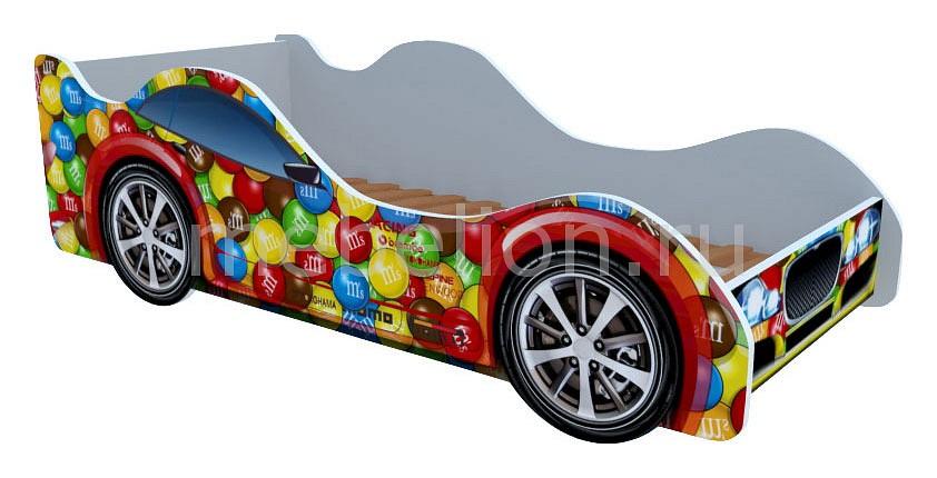 Кровать-машина Кровати-машины Сладкоежка M020