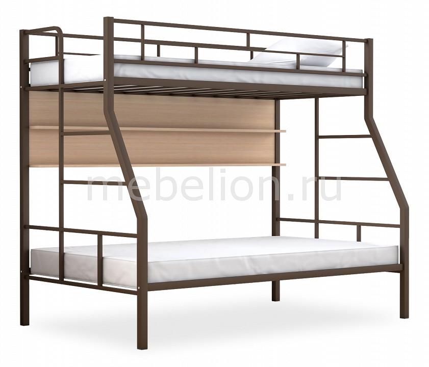 Кровать двухъярусная Раута Твист