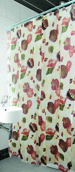 Штора для ванной Shell AR_F0010521
