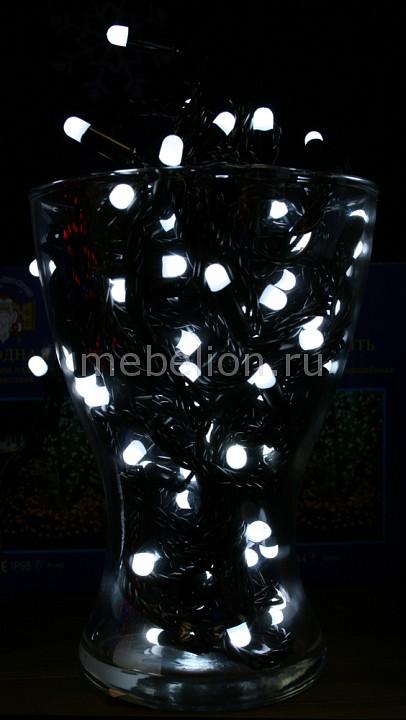 Гирлянда Нить Мастерская Деда Мороза (10 м) PVCIP64-10M-100PC-6W-W favourite настольная лампа favourite reticulum 1967 1t