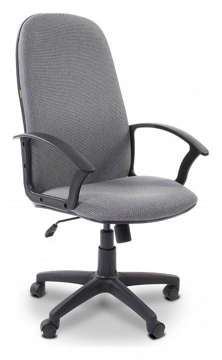 Кресло компьютерное Chairman Chairman 289 серый/черный