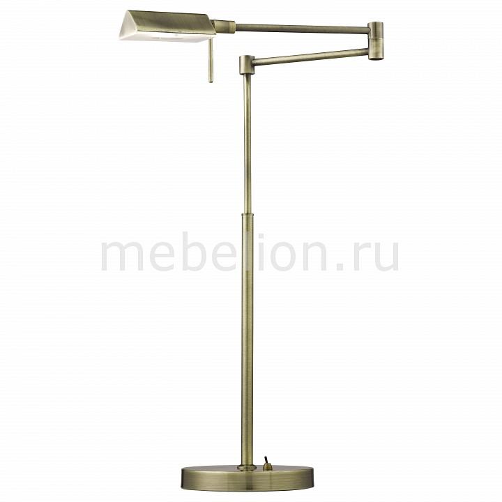 Настольная лампа офисная Arte Lamp Wizard A5665LT-1AB