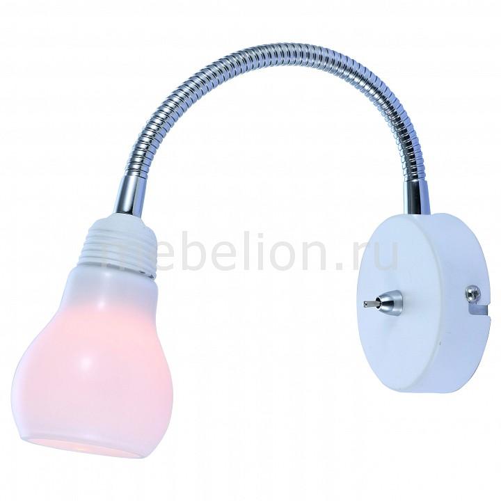 Бра Arte Lamp Lettura A5271AP-1WH