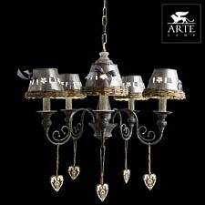 Подвесная люстра Arte Lamp A5290LM-5RI Fattoria