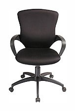 Кресло компьютерное CH-818AXSN-Low черное