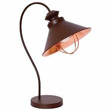 Настольная лампа декоративная Loft 5060 шоколад I