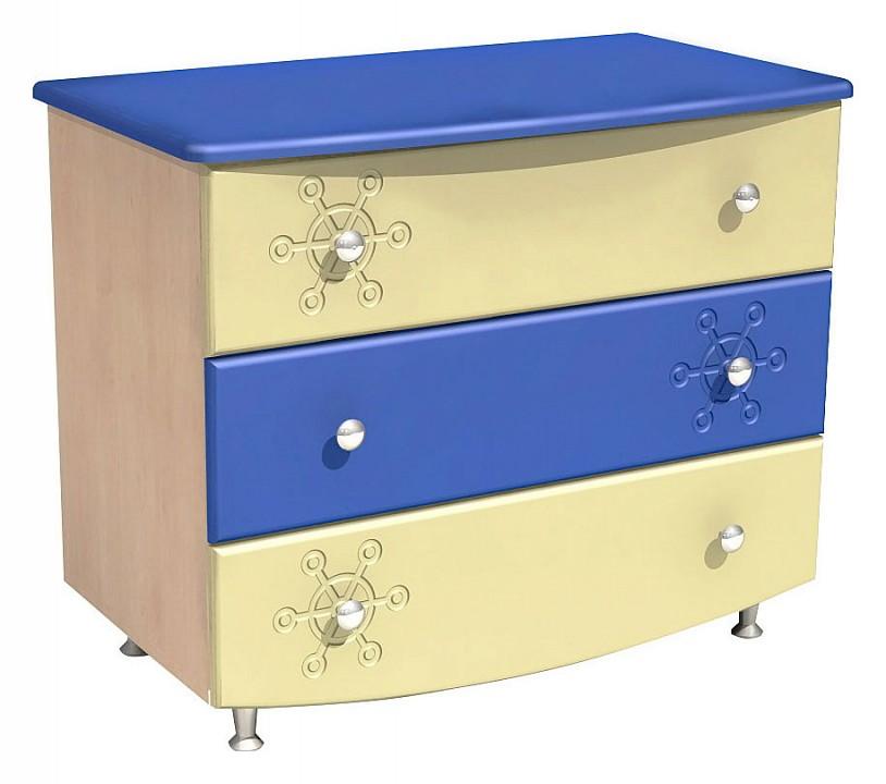 Комод Компасс-мебель Капитошка ДК-7 комод компасс мебель капитошка дк 7