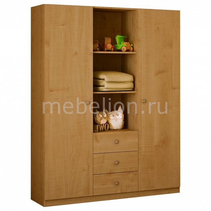 Шкаф комбинированный Фея Фея фея 2 х секционный бук