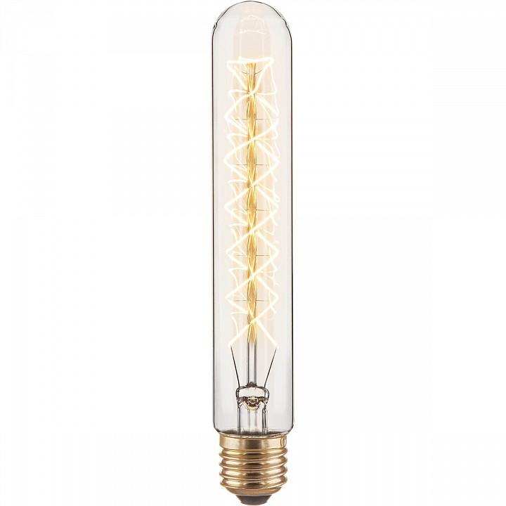 Лампа накаливания Elektrostandard T32 60W E27 220В 60Вт 3300K a034963