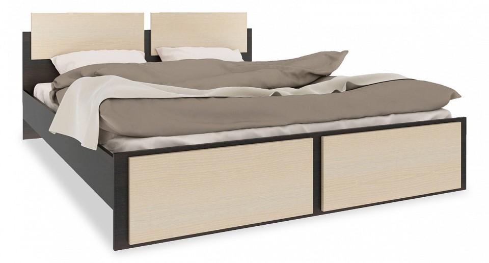 Столлайн Кровать двуспальная Элиза СТЛ.138.13 с матрасом двуспальная кровать с матрасом столлайн кровать бриз box spring с матрасом re 10 рогожка