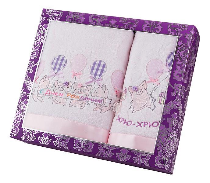Полотенце детское АРТИ-М Набор из 2 полотенец для ванной 703-5 полотенце для кухни арти м одри