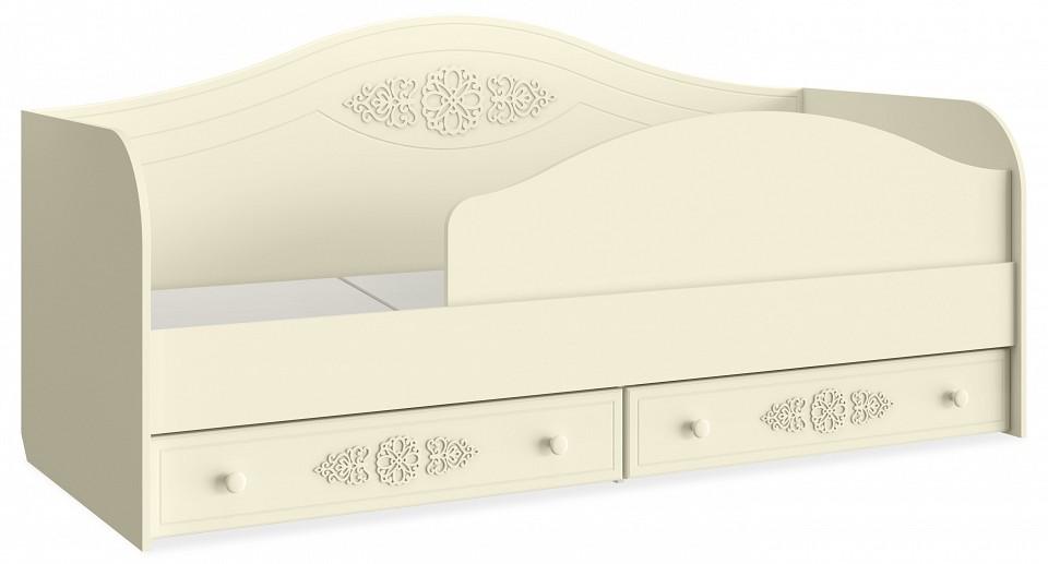 Кровать Компасс-мебель Ассоль плюс АС-10 капитан детская и взрослая модульная мебель мдф