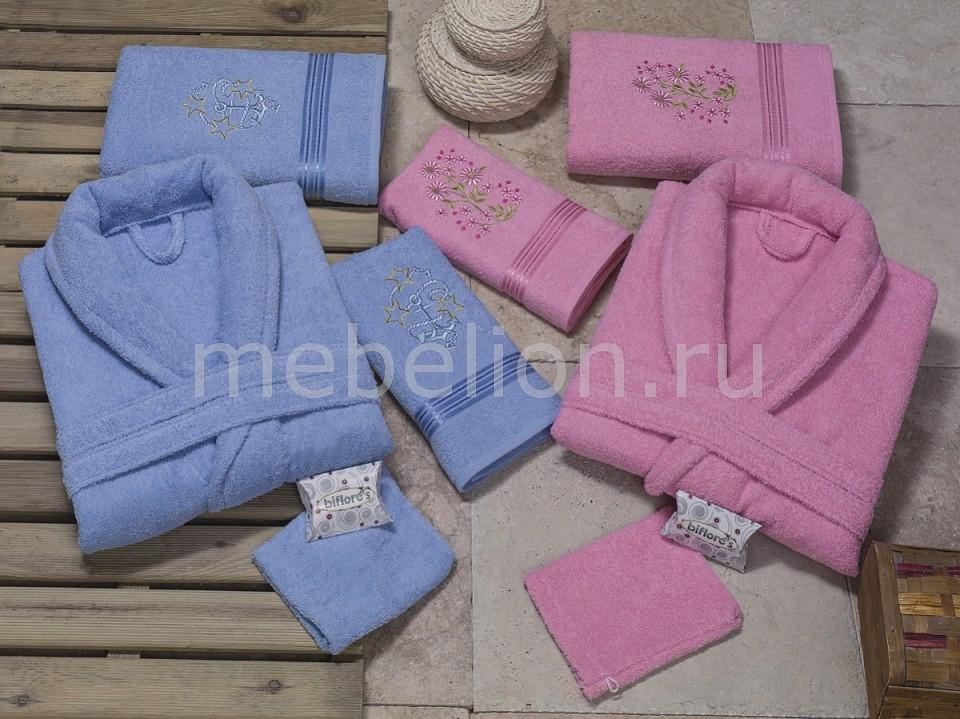 Набор халатов унисекс с полотенцами Karna