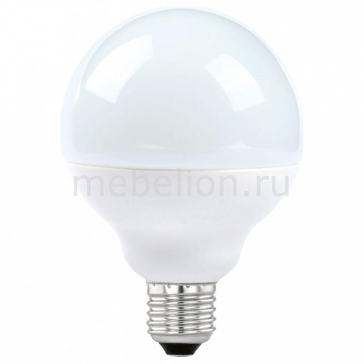 Лампа светодиодная [поставляется по 10 штук] Eglo Лампа светодиодная G90 E27 12Вт 3000K 11487 [поставляется по 10 штук] лампа светодиодная [поставляется по 10 штук] eglo лампа светодиодная g80 e27 2вт 2200k 11556 [поставляется по 10 штук]