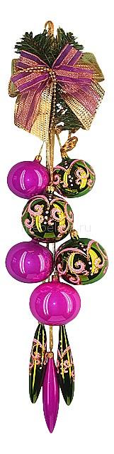 Елочная игрушка (60 см) Гламур 860-034