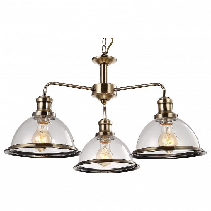 Купить Подвесная люстра Oglio A9273LM-3AB, Arte Lamp, Италия
