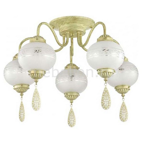 Потолочная люстра Lumion Tamika 3531/5C lumion 3531 3c ln18 000 слоновая кость с золот патиной люстра потолочная e14 3 40w 220v tamika